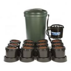 IWS Flood and Drain Basic 12 Pot System